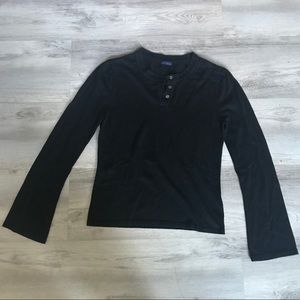 J. McLaughlin Long Sleeve top Small